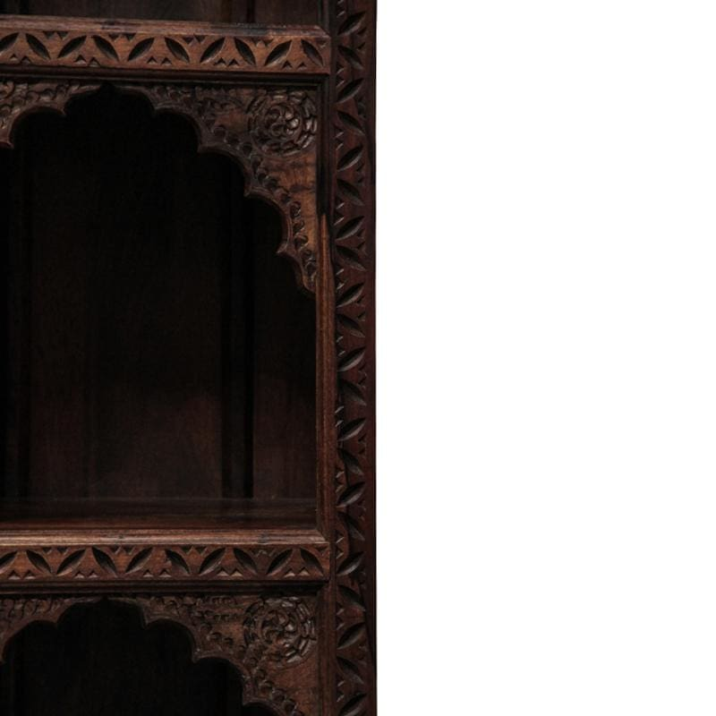 Antique Mehrab Bookshelf