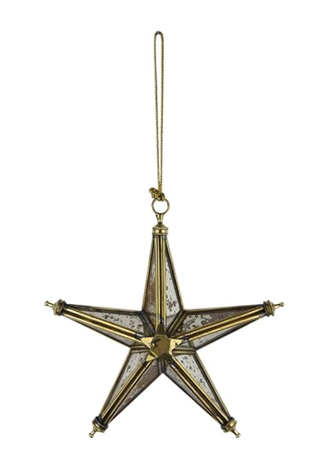 Antique Mirror Star