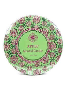 Apple Travel Candle