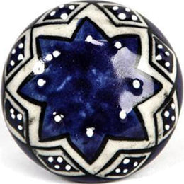 Arabian Blue Knob