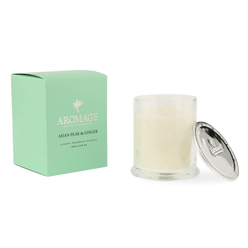 Aromage Candle 100G - Asian Pear & Ginger