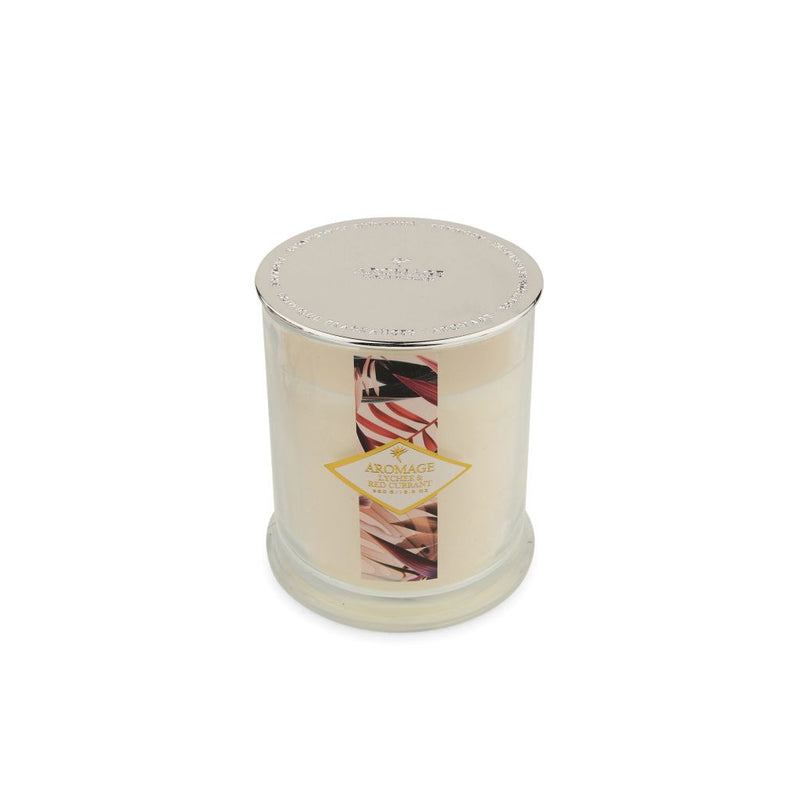 Aromage Candle 350G - Lychee & Red Currant
