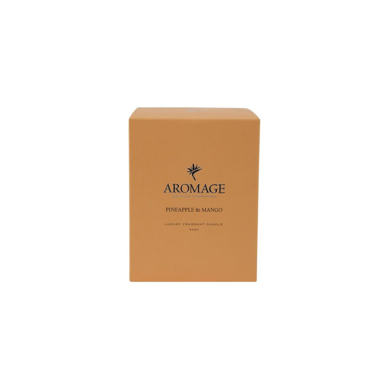 Aromage Candle 350G - Pineapple & Mango