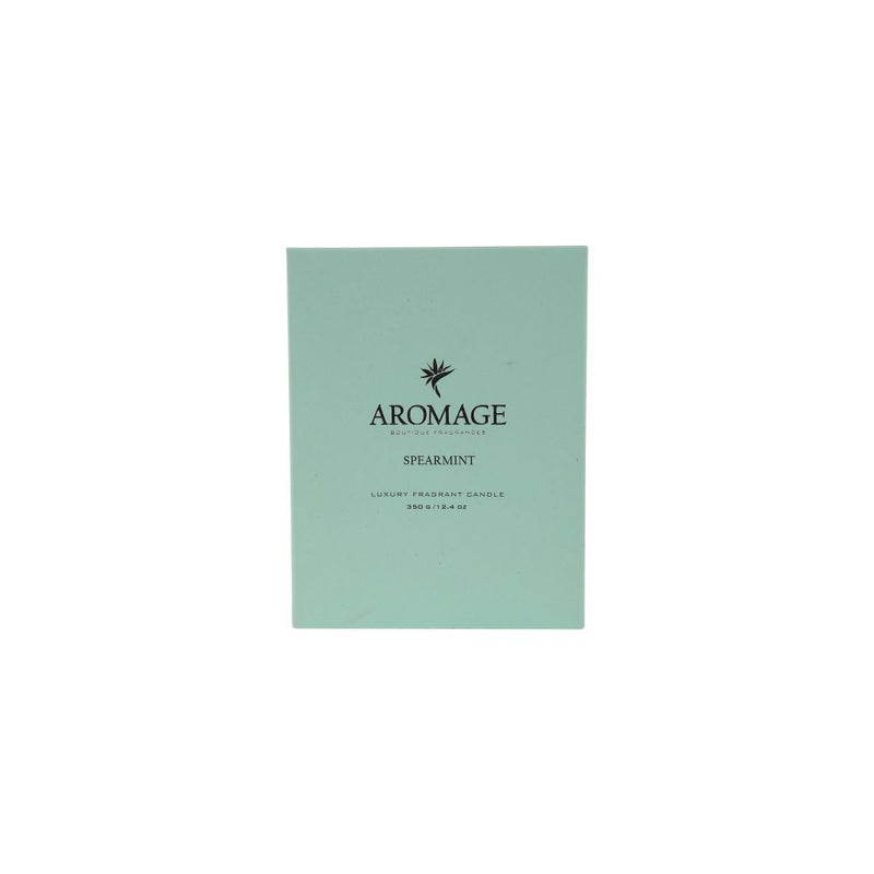 Aromage Candle 350G - Spearmint
