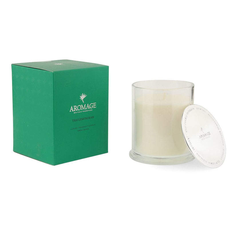 Aromage Candle 350G - Thai Lemongrass