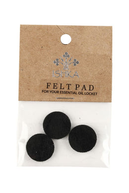 Aromatherapy Felt Pad Pack Of 3