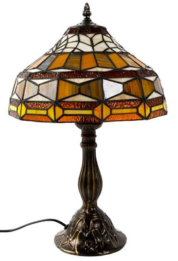 Art Deco Tiffany Lamp