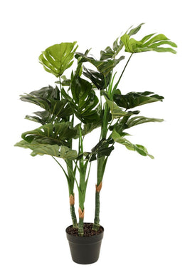 Artificial Monstera Pot Plant
