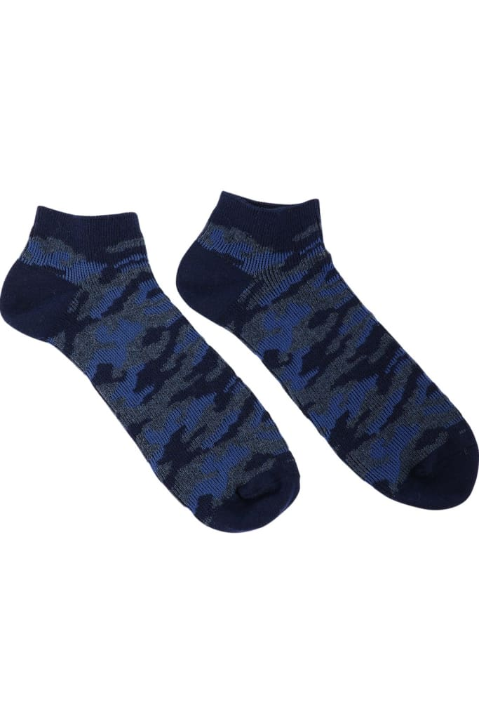 Assorted Camo Hippy Socks
