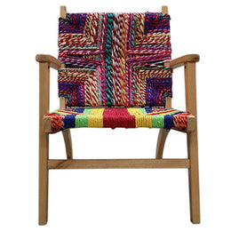 Assorted Chindi Chair