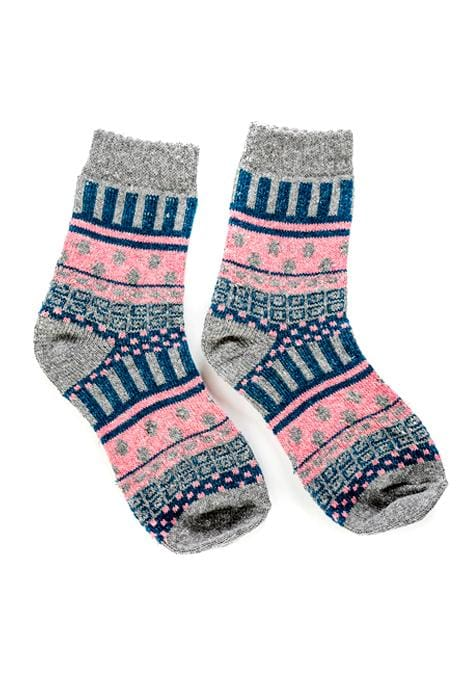 Assorted Hippie Spot Socks