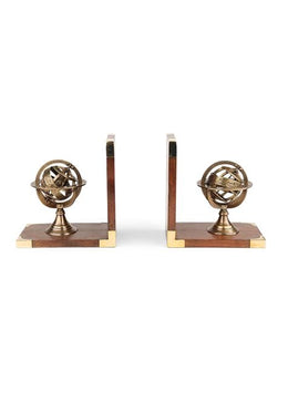 Astrolabe Bookends
