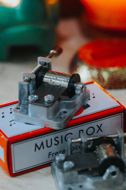 Australia Home Music Box