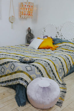 Aztec Bed Cover