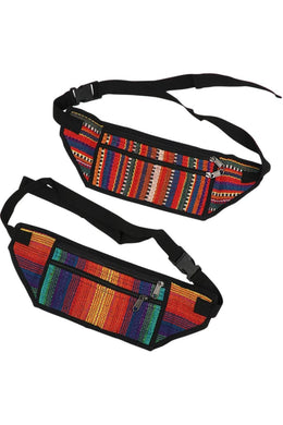 Bag Bumbag Stripe Assorted