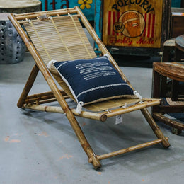 Bamboo Beach Chair
