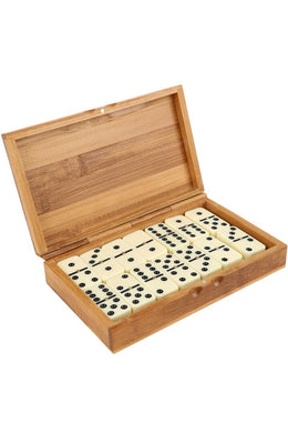 Bamboo Dominoes Game