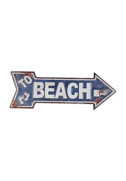 Beach Arrow Wall Hanging