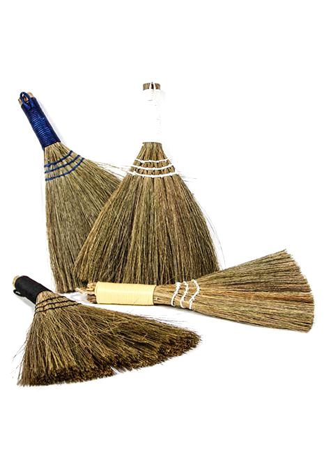 Black Mini Broom
