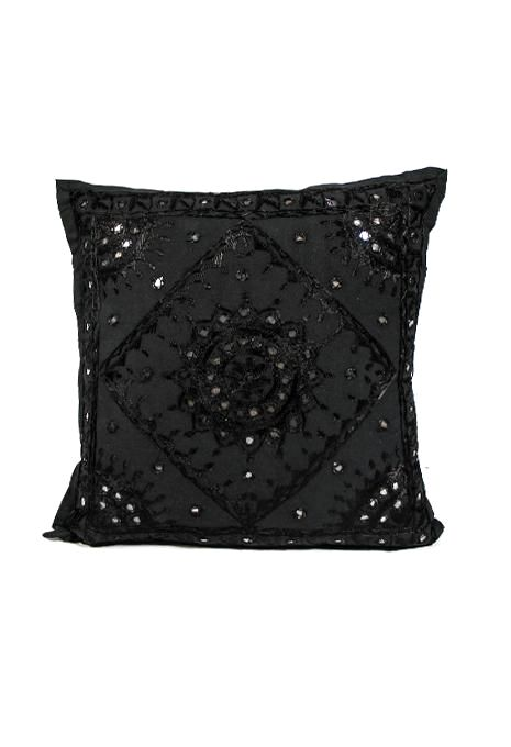 Black Pakka Cushion
