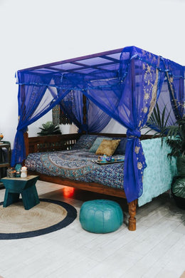 Blue Sitara Dream Canopy