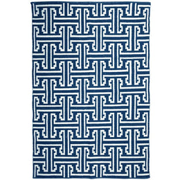 Blue Viking Rug