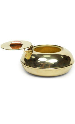Brass Anchor Ashtray