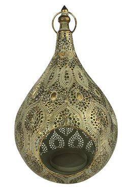 Brass Drop Lantern