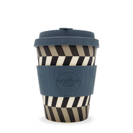 Ecoffee Cup 'Look Into My Eyes' 12oz/340ml
