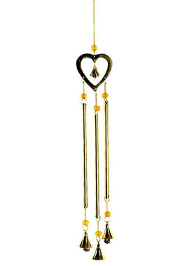 Chimes Of The Heart Suncatcher