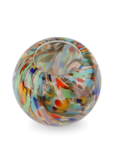 Colourful Ball Vase