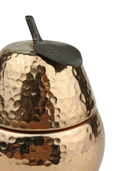Copper Pear Candle