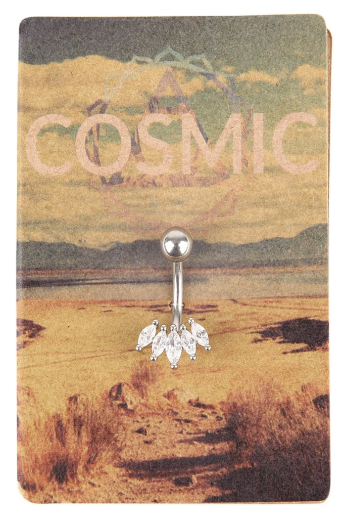 Cosmic Belly Ring