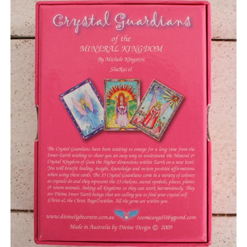 Crystal Guardians Tarot