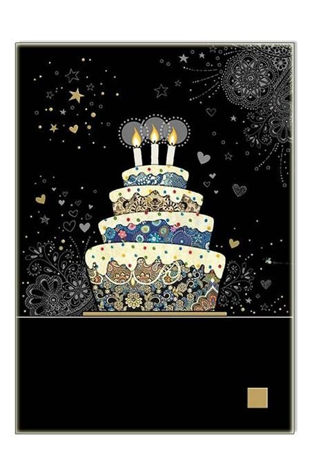 Decorative Cake Card