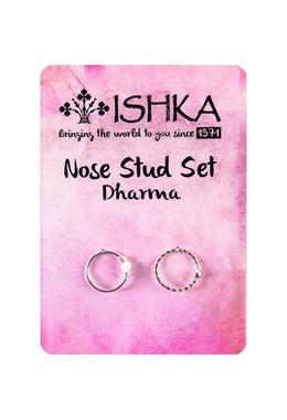 Dharma Nose Ring Set
