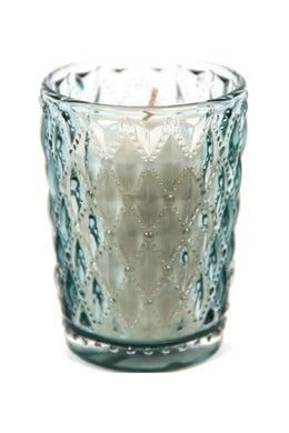 Diamond Glass Soy Candle