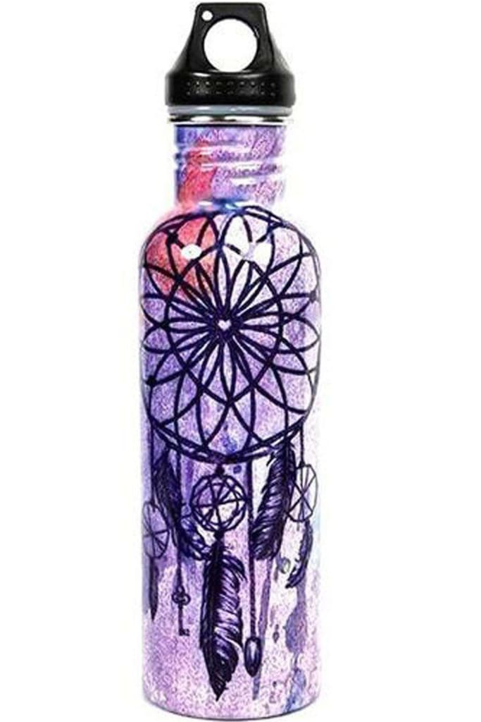 Dreamcatcher Stainless Steel Water Bottle