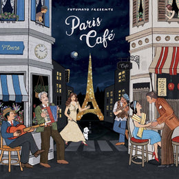 Paris Cafe CD