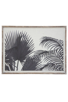 Black Palms Wall Art
