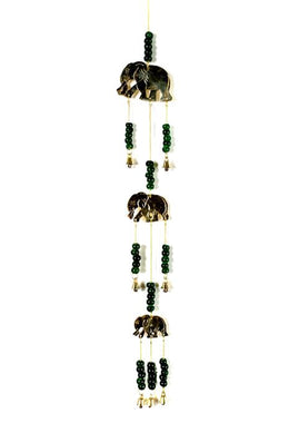 Elephant Bells Suncatcher