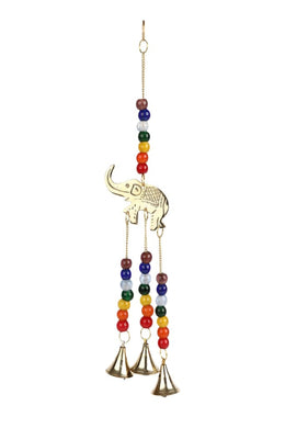 Elephant Hanging Bells