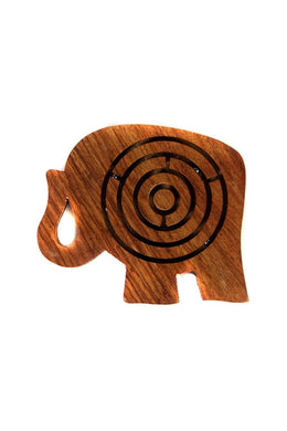 Elephant Labyrinth Game