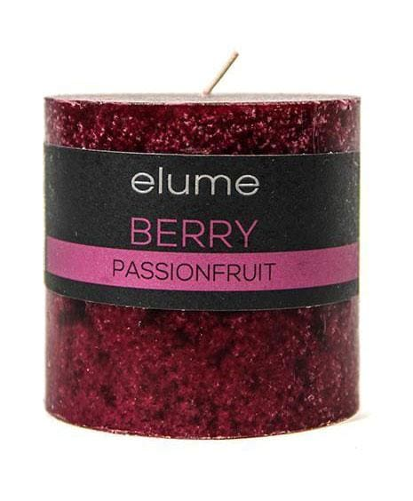 Elume Berry Passionfruit Candle