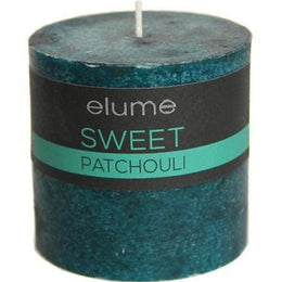 Elume Sweet Patchouli Candle