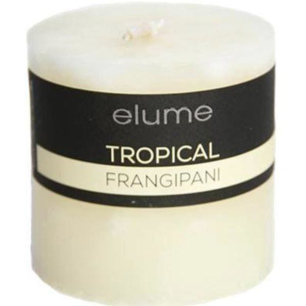 Elume Tropical Frangipani Candle