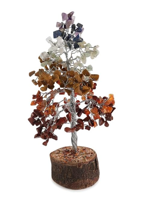 Extra Large Chakra Gemstone Tree