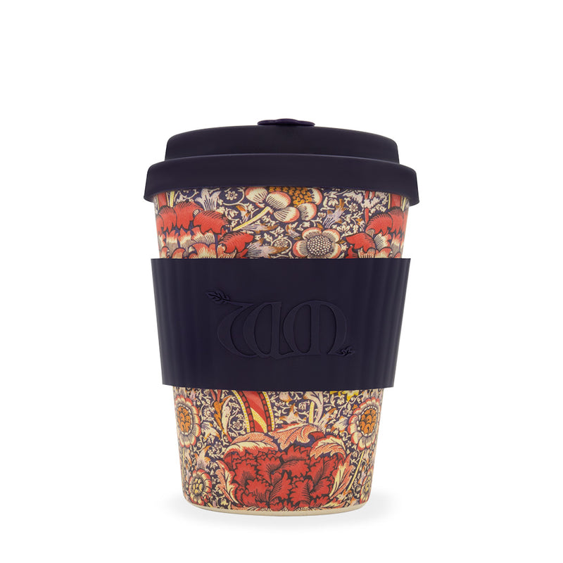 Ecoffee Cup William Morris 'Wandle' 12oz/340ml