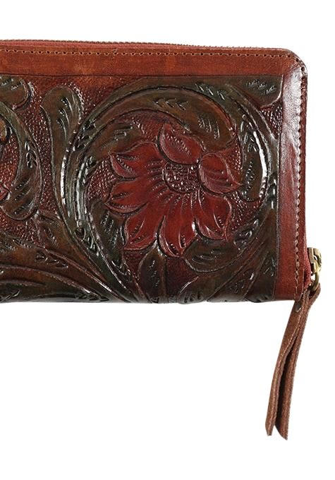 Floral Craft Wallet