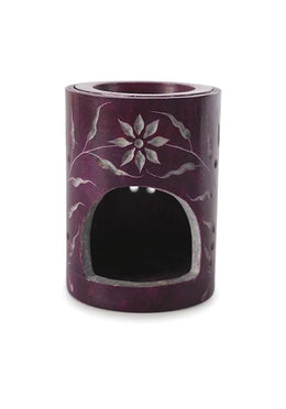 Flower Of Life Oil Burner